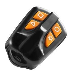 Controle Remoto TXFOX 4 botões 433mhz