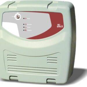 Eletrificador central de choque 2 em 1
