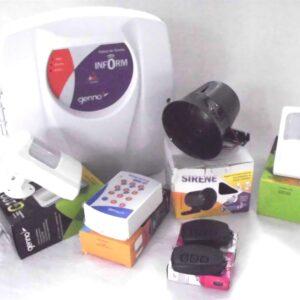 Kit Alarme -2 sensores