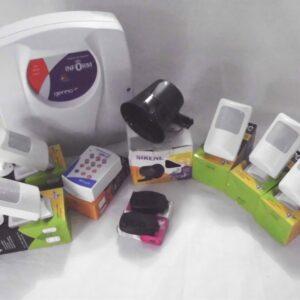 Kit Alarme -5 sensores com fio