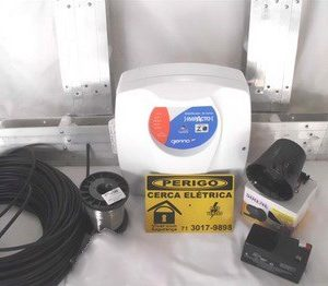 Kit CERCA elétrica 10 mts