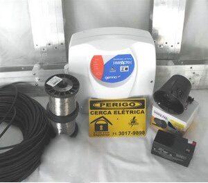 Kit CERCA elétrica 100 mts