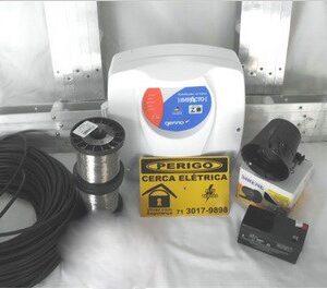 Kit CERCA elétrica 170 mts