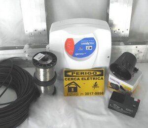 Kit CERCA eletrica 130 mts