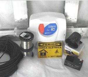 Kit CERCA elétrica 160 mts