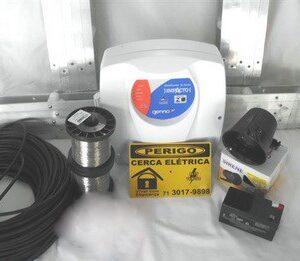Kit CERCA elétrica 200 mts