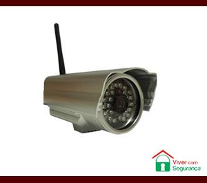 Câmera Wireless IP em Salvador