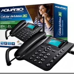 Telefone Celular Rural De Mesa em Salvador