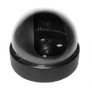 Cúpula Dome Proteção Preto para Mini câmeras